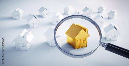 Immobilien-Suche