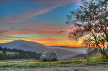 HDR Travel RVing Boondocking Germany