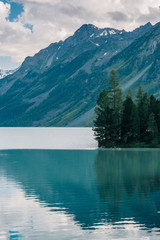 Obraz Lake Kucherla in the Altai mountains