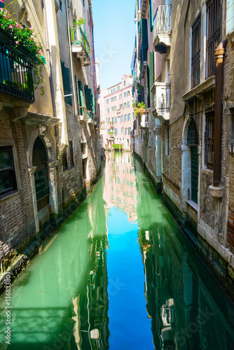 Papiers peints Canal Canal in Venice, Italy