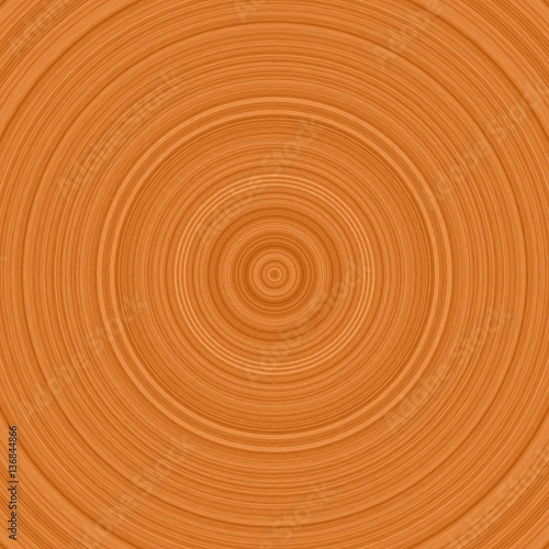 Illustration Of Illustration Of Growth Rings In Two Shades