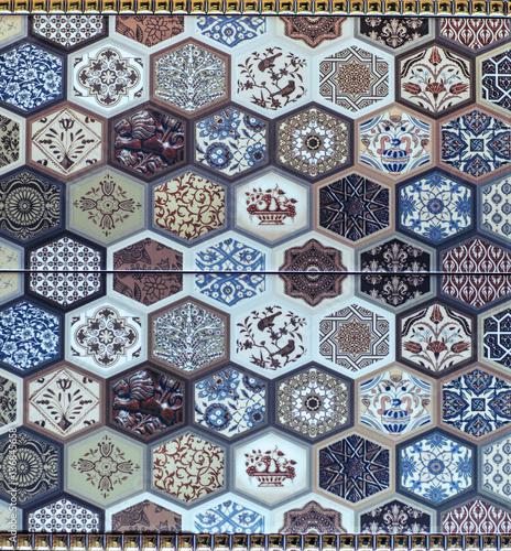 mozaika-geometria-abstrakcyjna-kafelki-tekstury