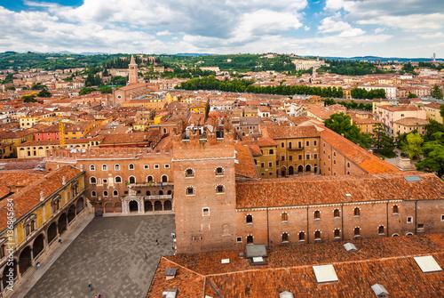 Foto op Canvas India Verona (Italy)