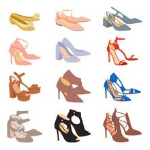 Womens Shoes Flat Fashion Foot...