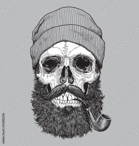 kapitan-marynarz-morze-czaszka-hipster-z-rury