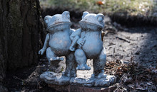 Outside Decoration Frogs