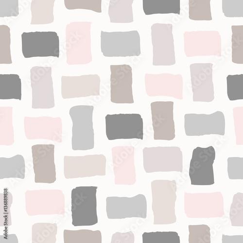 Stoffe zum Nähen Abstrakte geometrische Muster