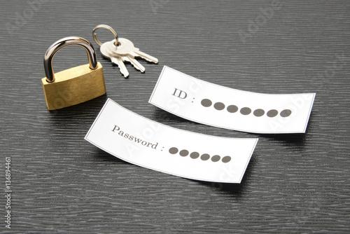 Fotografía  パスワードと個人情報の保護
