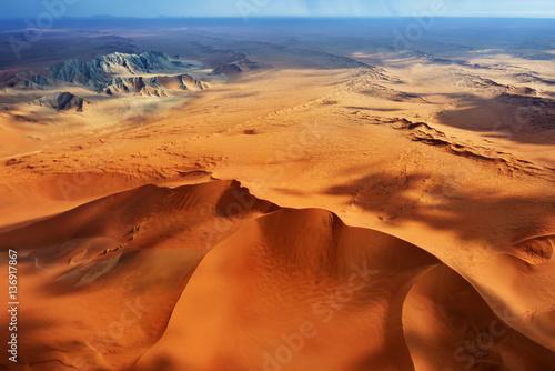 Fotobehang Baksteen Sossusvlei, Namib Naukluft National Park, Namibia
