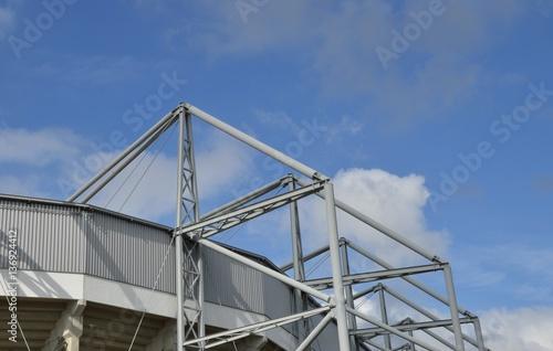 In de dag Stadion Stadion, Sportstätte