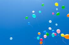 Colourful Balloons_カラフルな風船