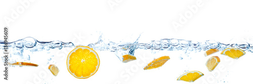 orange water - 136945609
