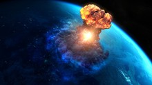 Armageddon. Nuclear Bomb Or As...