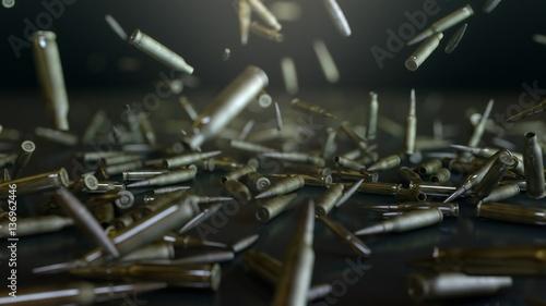 Photo Bullets flight