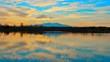 Le Canigou, Lac de la raho