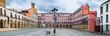 High square, Badajoz, Spain (Plaza Alta)
