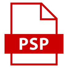File Name Extension PSP Type