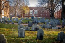 Copp's Hill Burying Ground Cemetery - Boston, Massachusetts, USA