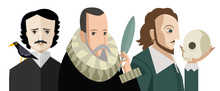 Three Great Writers From All T...