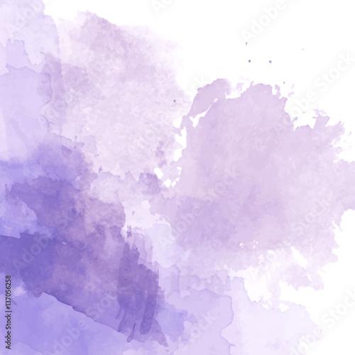 fioletowy-wektor-tla-akwarela
