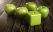 Äpfel - Ecken und Kanten zeigen