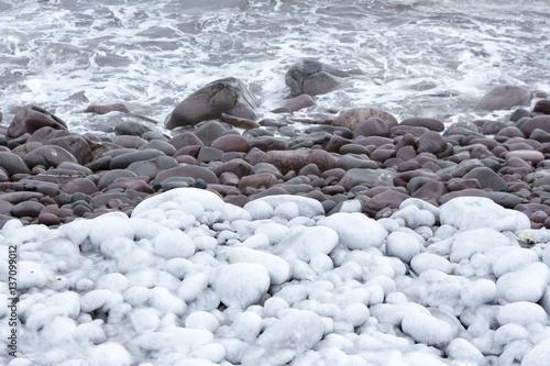 Fotografie, Obraz  Winter Beach
