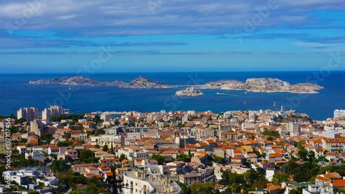 Poster Monte Cristo Island, Marseille, France