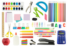 Collection Of Various School S...