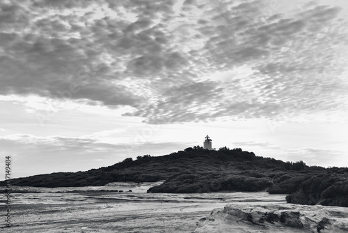 Lighthouse at Cape Solander Wallpaper Mural