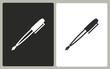 Pen - vector icon.