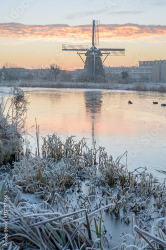 Photo  Zijllaanwindmill