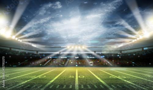 light of stadium Tapéta, Fotótapéta