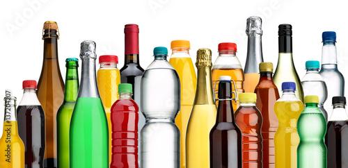 Foto Verschiedene Flaschen