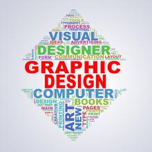 Mirror Triangle Design Wordclo...