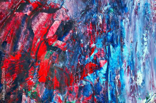 sztuka-abstrakcyjna-farba-w-kolorach-akrylowych