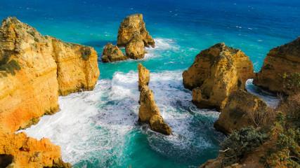FototapetaAlgarve Portugal Cliff