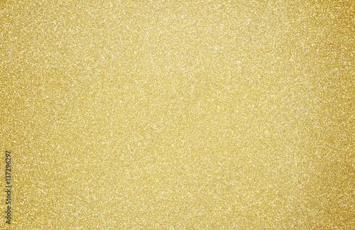 Shiny hot yellow gold foil golden color Wallpaper Mural
