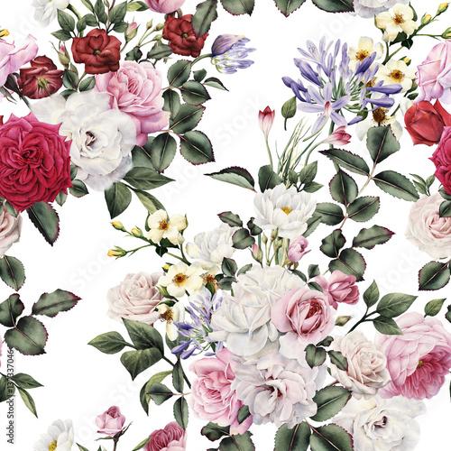 bezszwowy-kwiecisty-wzor-z-kwiatami-akwarela