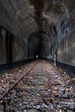 Abandoned Railroad Tunnel - Ohio