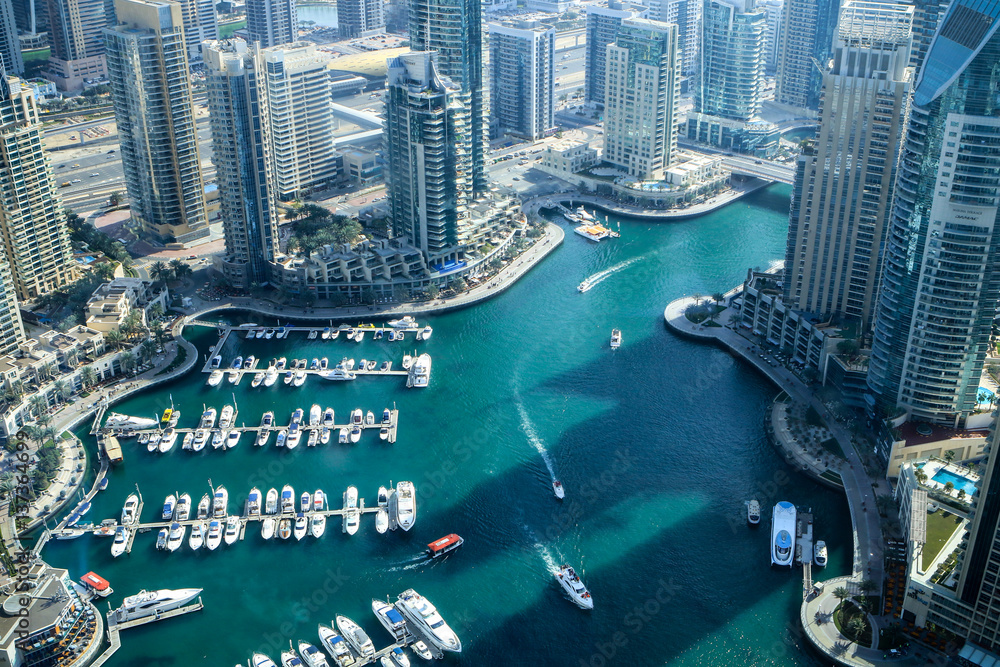 Fototapety, obrazy: Dubaj