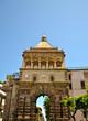 Facciata esterna Porta Nuova di Palermo - Sicilia