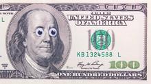 Dollar With Big Eyes