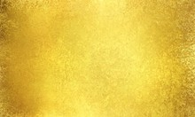 Gold Background Paper With Vintage Texture And Shiny Gold Surface, Elegant Yellow And Golden Brown Hues, Solid Gold Backdrop