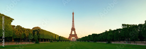Wall Murals Eiffel Tower Eiffel Tower Paris