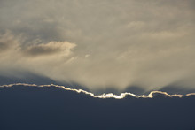 Clouds With A Silver Lining