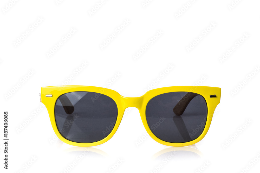 Fototapeta sunglasses summer colorful eyewear fashion glasses