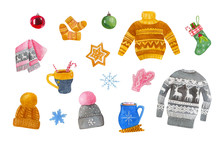 Winter Warm And Cozy Stuff, In...
