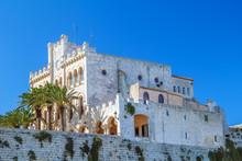 Former Town Hall At Old Town Of Ciutadella,  Menorca, Balearic Isles, Spain
