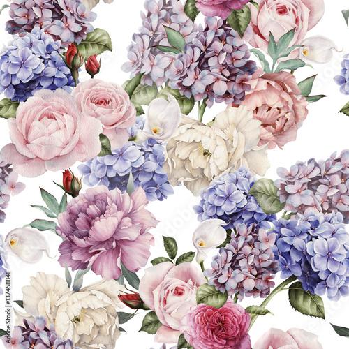 kwiatowy-wzor-z-piwonie-akwarela