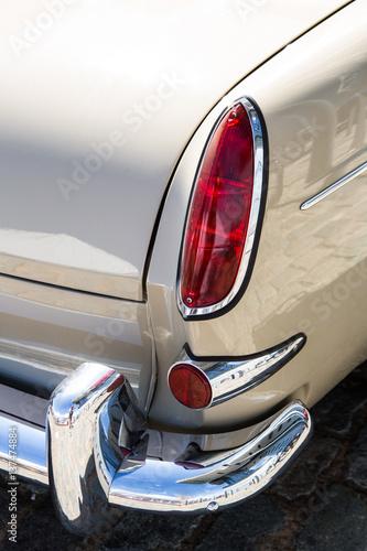 Fotografie, Obraz  Rücklicht VW 1500
